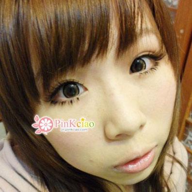 涵涵分享 - geo蜜糖棕 想拥有日系美眉的电眼不能少♥