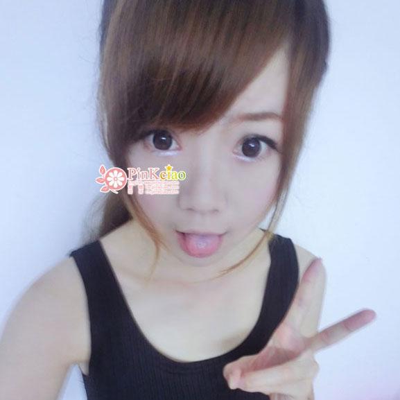 小雪Kimaomi分享 - dueba 大露珠巧克力 很萌而且很显小