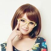 俏丽美少女桂纶镁修饰脸型人气NO.1