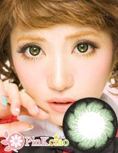 Green Tea茶花绿