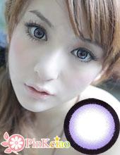 candy 冰果棒棒糖紫 - 日本小恶魔Popteen杂志模特儿御用