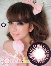 (停产不补货)big size 糖果粉红 - 日本小恶魔Popteen杂志模特儿御用