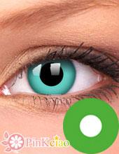 Cosplay 萤光绿