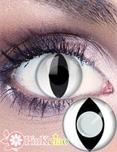 Cosplay 猫眼(白底)