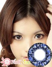 芭比爱七彩钻石蓝
