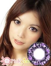 芭比爱七彩钻石紫