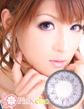 love color 大美瞳紫