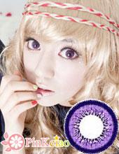geo冰凝紫(honey wing) - 益若翼代言