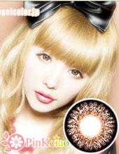 Angel Color 巧克力(Bambi Almond Brown)益若翼代言