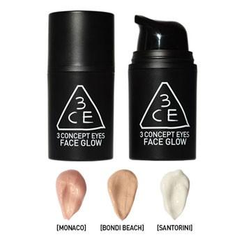 Stylenanda 3CE 高光液 三色(Face Glow)