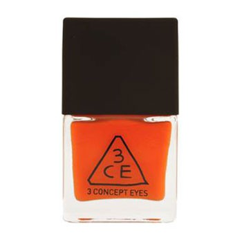 Stylenanda 3CE 橘色指甲油 OR04(Nail Lacquer)