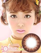Lucia 1 Day Almond Brown 杏仁咖 近藤千尋代言 (日拋/10片裝)