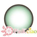 (停产不补货)Naturali 1 Day Charming Green 绿 铃木惠美代言 (日抛/10片装)