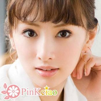 Eye Coffret Natural Make BLACK 黑色 北川景子代言 (日抛/10片装)