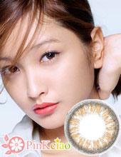 Select Fairy Street Brown 1 Day 咖(日抛/10片装/需预订3-4天)