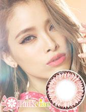 Twinkle Eyes 1 Day Rose Pink 玫瑰粉 尾崎纱代子代言 (日抛/10片装/需预订1-2星期)