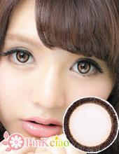 (售完不补货)Venus Eyes Mega Candy Brown 1 day 焦糖咖 (日抛/20片装)