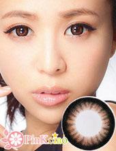 (售完不补货) Venus Eyes Mega Black Brown 1 day 深咖 (日抛/20片装)