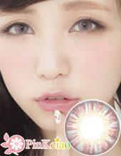 (售完不补货)Venus Eyes Mega Milky Pink 粉(月抛)