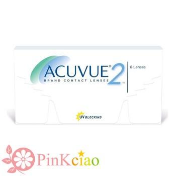 Acuvue 2 weeks (双周抛/6片装/需预订1-2星期)