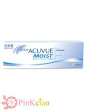 Acuvue Moist 1 Day (日抛/30片装/需预订1-2星期)