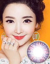GEO Eyeniq 1 Day Violet 四彩紫 (日抛/10片装)