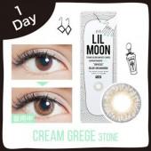 LILMOON Cream Grege 1 day (日抛/10片装)