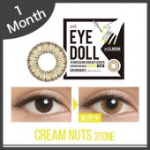 Eye Doll Cream Nuts 1 monthly