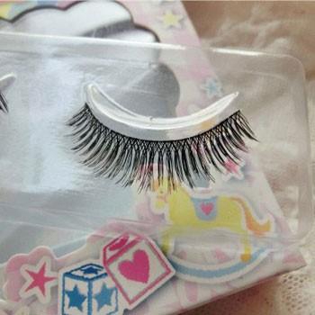 日本popteen模特最爱magic magic假睫毛-Baby Eyes BE-02