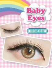 日本popteen模特最爱magic magic假睫毛-Baby Eyes BE-04