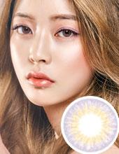 O-Lens Gold Series - Lavender Gold  (月抛/2片装)