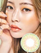 O-Lens Gold Series - Lime Gold (月抛/2片装/需预订一个月)