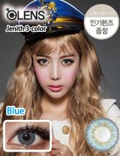 O-lens Jenith 3 Color Blue (半年抛/1瓶1片/需预订3-4星期)