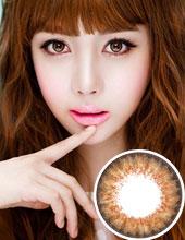 O-lens BaviPhat 3 Color Brown (半年抛/1瓶1片/需预订3-4星期)