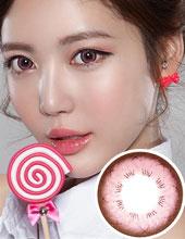O-lens BaviPhat 3 Color Pink (半年抛/1瓶1片/需预订3-4星期)
