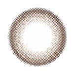 O-Lens Anna Sui Modern Brown (硅水凝胶/半年抛/1瓶1片)