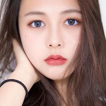 NEO Vision Silicos Monthly Glitter Blue 闪烁蓝 (硅水凝胶/月拋/2片装)