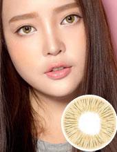 NEO Vision Silicos Monthly Glitter Honey 闪烁蜜糖棕 (硅水凝胶/月拋/2片装)