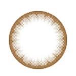 Clalen Iris 1 Day Soul Brown 深栗棕 (日抛/30片装)