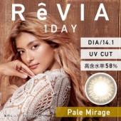 ReVIA 1 day Pale Mirage (日拋/10片裝/需预订3-4天)